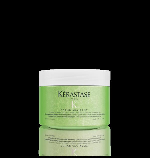 KERASTASE 19 - GAMME FUSIO SCRUB - SCRUB APAISANT - 250ml EC4 501