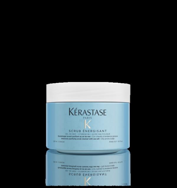 KERASTASE 19 - GAMME FUSIO SCRUB - SCRUB ENERGISANT - 250ml EC4 501